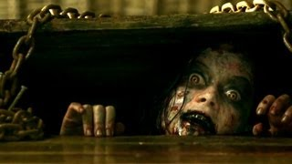 Nonton Evil Dead (2013) - Red Band Trailer #2 (HD) Film Subtitle Indonesia Streaming Movie Download