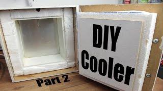 Video DIY Cooler (Part 2) || Peltier Module MP3, 3GP, MP4, WEBM, AVI, FLV Agustus 2017