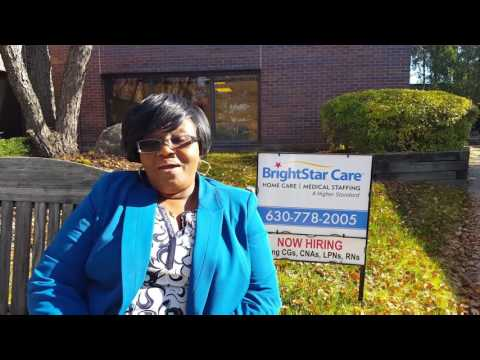 Evelyn's BrightStar Employee Review