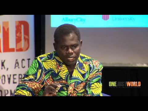 Johnson Ngor on access to education in South Sudan