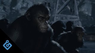 Planet Of The Apes: Last Frontier Gameplay (No Commentary)