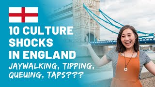 Video Culture Shock In England   10 Things That Shocked Us   USA vs. England MP3, 3GP, MP4, WEBM, AVI, FLV Agustus 2019