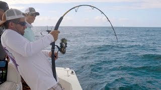 Video Defeated by Giant Amberjacks - ft. LakeForkGuy & HookandArrow - 4K MP3, 3GP, MP4, WEBM, AVI, FLV Oktober 2018
