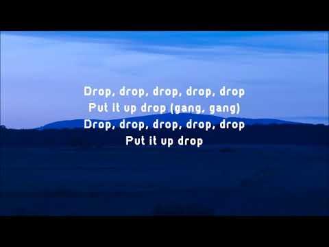 G-Eazy - Drop ft. Blac Youngsta, BlocBoy JB - lyrics [ Official Song ] Lyrics / lyrics video