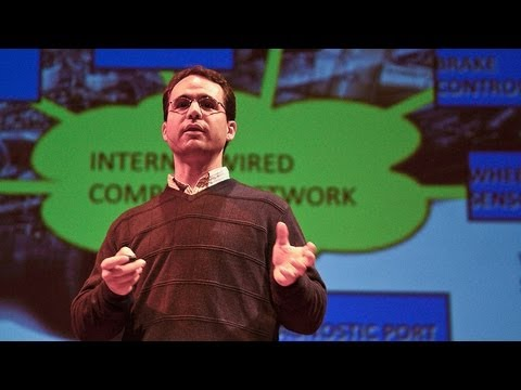 TED Talk: All your devices can be hacked