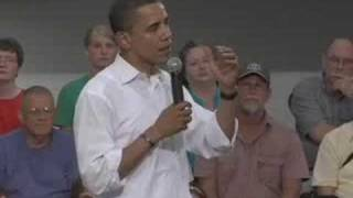 Rolla (MO) United States  city photos gallery : Barack Obama: Rolla, MO Town Hall Meeting
