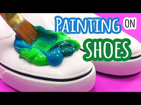 Customizing My Shoes (Again)