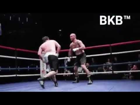 CHRIS LYTLE IN BKB BARE KNUCKLE BRUTAL KO BKB9