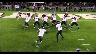 Lamichael James vs Stanford 2011