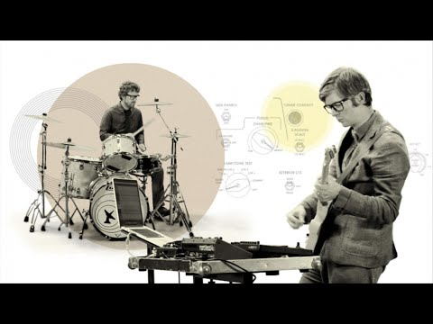 Public Service Broadcasting unveil visuals for 'Go!'