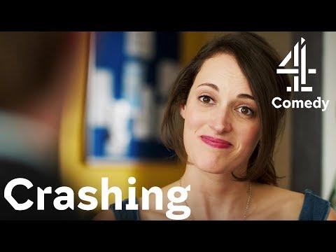 The Phoebe Waller-Bridge Guide to Surviving Your Twenties   Best of Crashing Series 1!