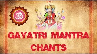 TRANSCENDENTAL GAYATRI MANTRA CHANTS: ANCIENT HINDU MANTRA TO INVOKE DIVINE POWERS : VERY POWERFUL !