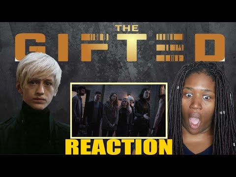 """The Gifted 2x15 """"Monsters"""" REACTION!!"""
