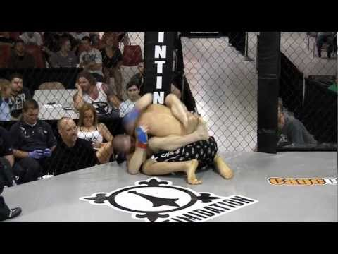 Luke Taylor vs. Evan DeLong -=- Colosseum Combat XXI - 05/12/2012