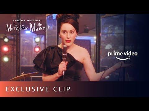 The Marvelous Mrs. Maisel Does Vegas | Prime Video