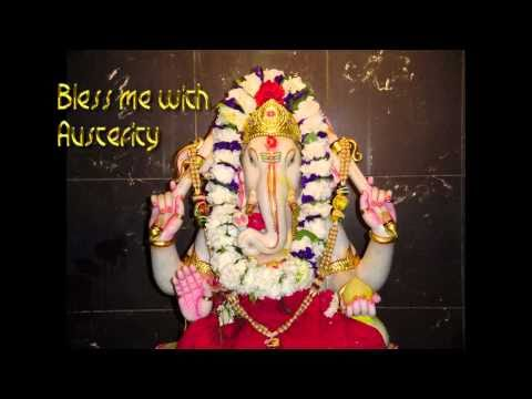 o lord ganpati show the divine light to me