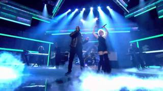 Taio Cruz & Kimberly Wyatt - Higher (Let's Dance For Comic Relief - 19th February 2011) - HD/Tagged