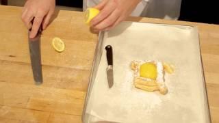How to make a Lemon Tarts