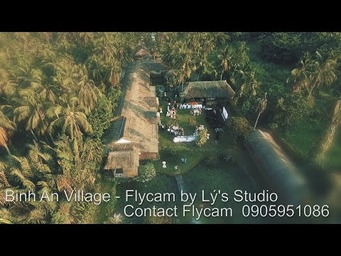 FLYCAM BINH AN VILLAGE - BY LÝ'S STUDIO