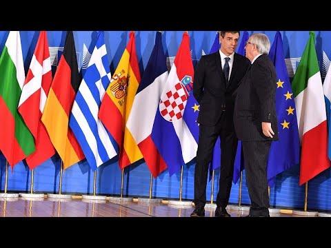 Βρυξέλλες: Τι προβλέπει η συμφωνία των «28» για το μεταναστευτικό…