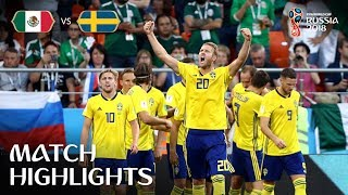 Video Mexico v Sweden - 2018 FIFA World Cup Russia™ - Match 44 MP3, 3GP, MP4, WEBM, AVI, FLV September 2018