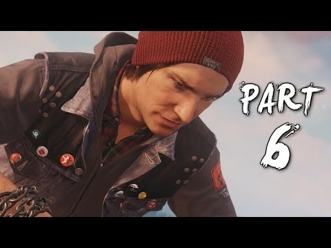 infamous second son playstation 4 gameplay