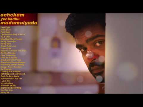 Video ACHCHAM YENBADHU MADAMAIYADA | OFFICIAL BGM download in MP3, 3GP, MP4, WEBM, AVI, FLV January 2017