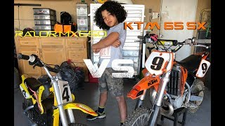 1. Think Twice Before Buying a KTM 65 SX