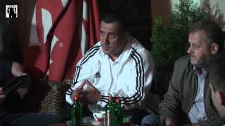 Ders në Caffe (për her të parë në Shkup) - Hoxhë Fatmir Zaimi - Iniciativa VEPRO