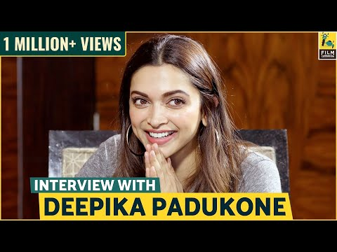 Deepika Padukone Interview With Anupama Chopra | Padmaavat | Film Companion