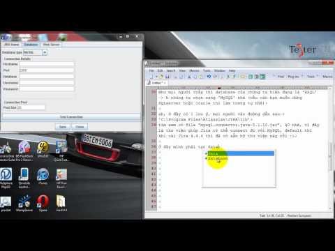 [Jira]: Chuyển csdl HSQL sang MySQL (change HSQL to MySQL)