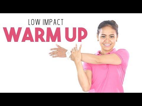 Hindari Cedera ! Inilah Gerakan Pemanasan Sebelum Olahraga   Low Impact Warm Up