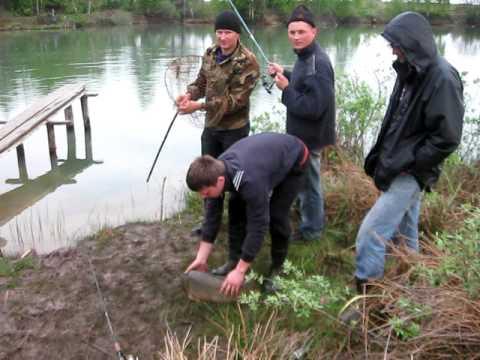 рыбалка в ружине