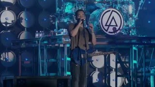 Linkin Park - From The Inside (Live Earth Japan 2007) HD