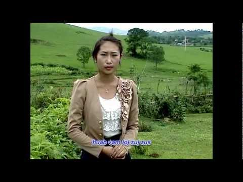 Ntxoo Vaj - Ze Lub Caij Yexus Los (Hmong Christian Song) (видео)
