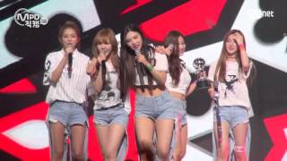 Video [MPD직캠] 레드벨벳 1위 앵콜 직캠 덤덤 DUMB DUMB Fancam No.1 Encore full ver. MNET MCOUNTDOWN 150917 MP3, 3GP, MP4, WEBM, AVI, FLV Juli 2018