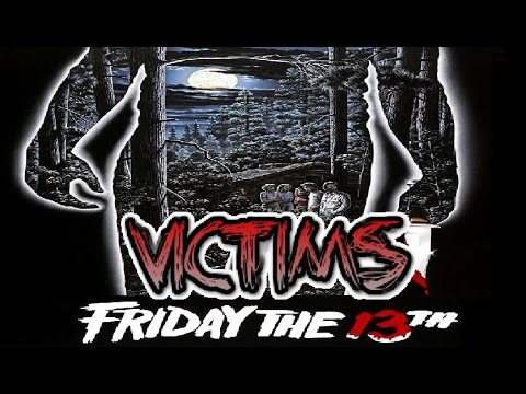 Friday the 13th (1980) - Victims