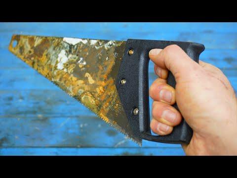 Секрет обычной ножовки! Полезные советы, которые реально выручают!
