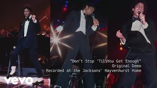 Nonton Original Don T Stop Demo  From Michael Jackson S Journey From Motown To Off The Wall Do    Film Subtitle Indonesia Streaming Movie Download