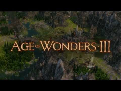 Age of Wonders 3 Announcement Trailer - Age of Wonders 3