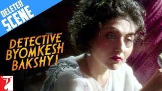 Nonton Deleted Scene 2   Detective Byomkesh Bakshy   Sushant Singh Rajput Film Subtitle Indonesia Streaming Movie Download