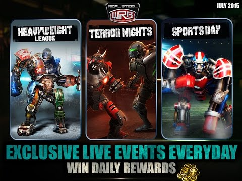 Video of Real Steel World Robot Boxing