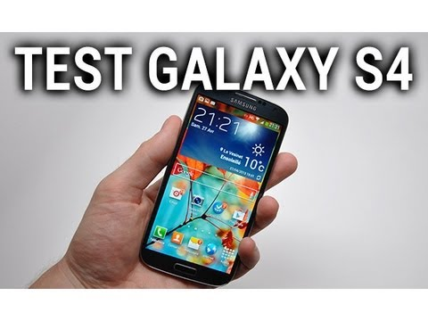 comment regler galaxy s4