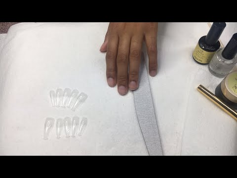 Gel-X Fullset with nail designs