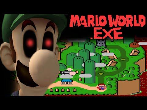 MARIO WORLD.EXE [SUPER MARIO HORROR GAME]