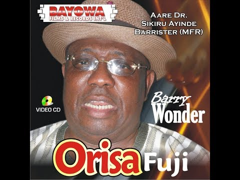 ORISA FUJI BARRY WONDER AGBAJELOLA MR FUJI  CONTROVERSIAL VIDEO.  ROLLING DOLLAR, OSUPA & THUNDER
