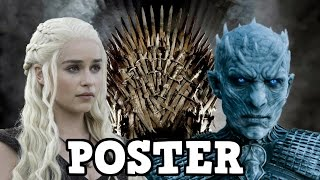 The Poster for Game of Thrones Season 7 has been spotted advertised on a bus in Austin, Texas so lets break it down and make predictions on what we may ...