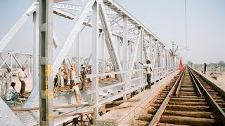 Jajpur India  city pictures gallery : Baitarani Bridge Construction, Jajpur, Odisha, India
