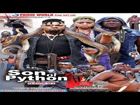 Son Of Python Season 2 - 2018  Nollywood Actionmovies