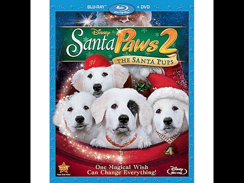 Opening To Santa Paws 2: The Santa Pups 2012 DVD
